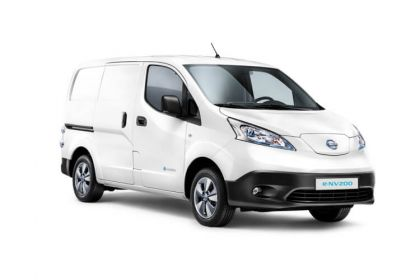 Lease Nissan NV200 van leasing