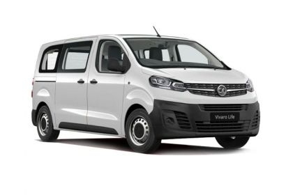 Lease Vauxhall Vivaro car leasing
