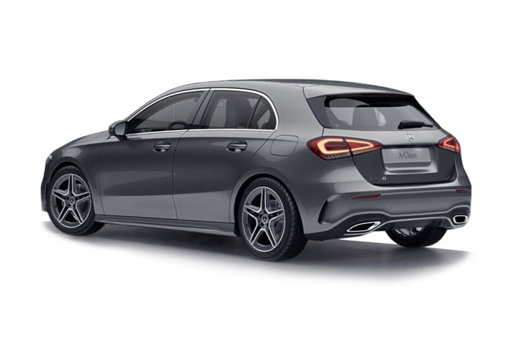 Mercedes-Benz A Class A180 Hatch 5Dr 2.0 d 116PS AMG Line Premium Plus 5Dr Manual [Start Stop] back view