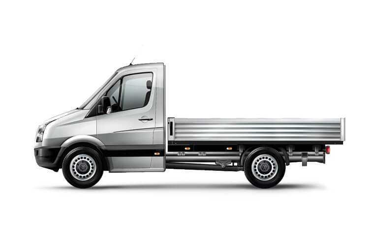 Volkswagen Crafter CR35MWB FWD 2.0 TDI FWD 140PS Startline Business Tipper Auto [Start Stop] [ETG] back view