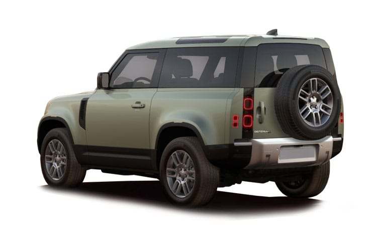 Land Rover Defender 110 SUV 5Dr 2.0 P 300PS S 5Dr Auto [Start Stop] [Family Pack] back view