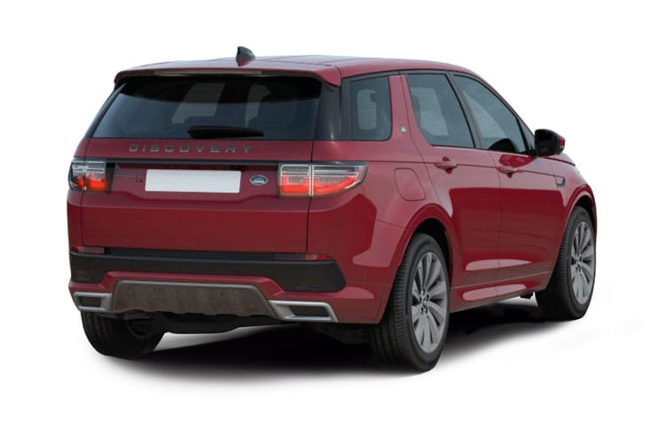 Land Rover Discovery Sport SUV 2.0 P MHEV 249PS R-Dynamic SE 5Dr Auto [Start Stop] [5Seat] back view