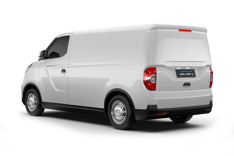 MAXUS eDELIVER 3 L1 Elec 35kWh 90KW FWD 122PS  Van Auto back view