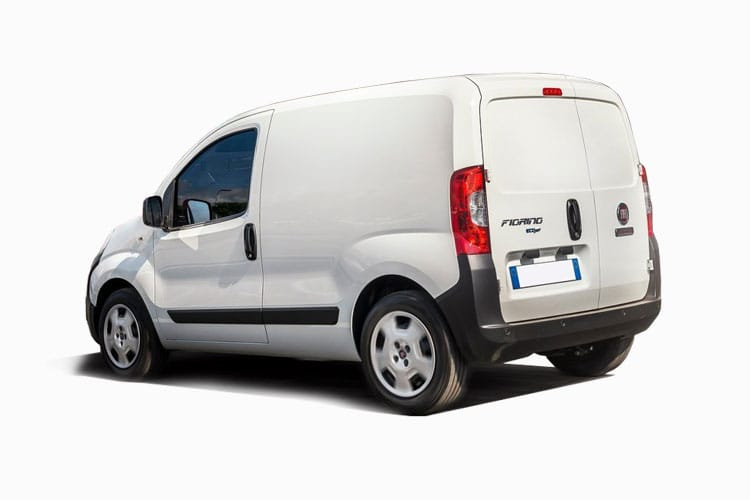 Fiat Fiorino Cargo 1.3 MultijetII FWD 95PS  Van Manual [Start Stop] back view