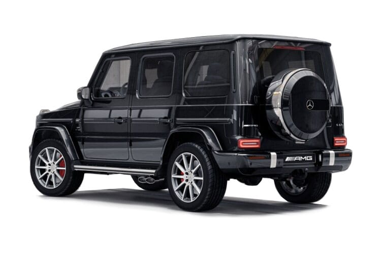 Mercedes-Benz G Class G400 SUV 3.0 d 330PS Edition 5Dr G-Tronic [Start Stop] back view