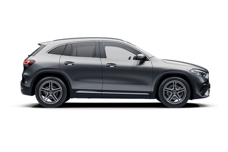 Mercedes-Benz GLA GLA250 SUV 2.0  224PS AMG Line Executive 5Dr 8G-DCT [Start Stop] back view