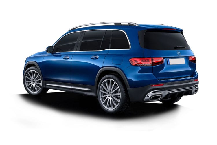Mercedes-Benz GLB GLB220 SUV 4MATIC 2.0 d 190PS AMG Line Premium 5Dr G-Tronic [Start Stop] back view