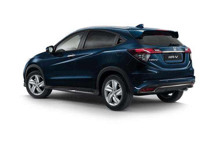 Honda HR-V SUV 5Dr 1.5 i-VTEC 130PS EX 5Dr CVT [Start Stop] back view