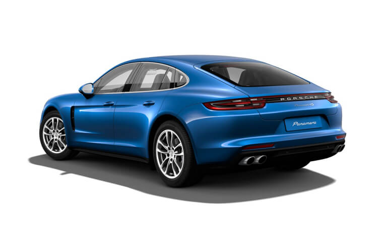 Porsche Panamera Saloon 4wd 2.9 T V6 440PS 4S 4Dr PDK [Start Stop] [5 Seats] back view