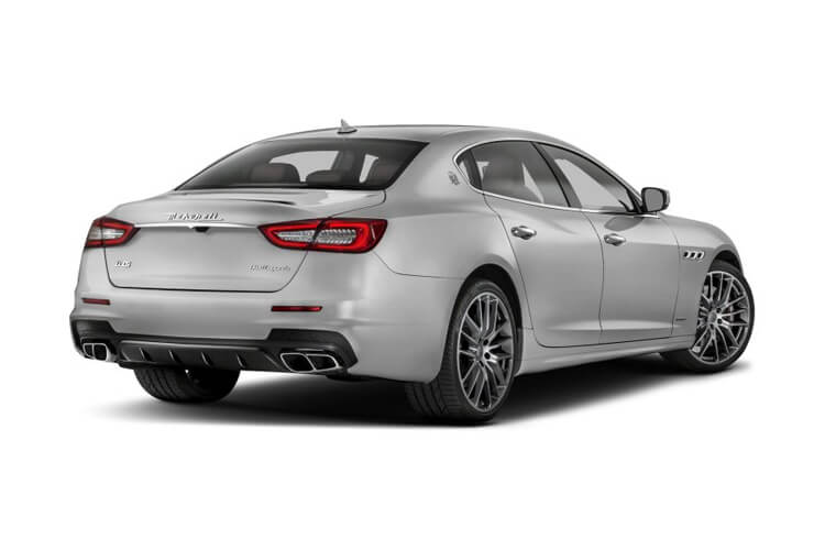 Maserati Quattroporte Saloon 3.0 V6 350PS GranLusso 4Dr ZF [Start Stop] back view