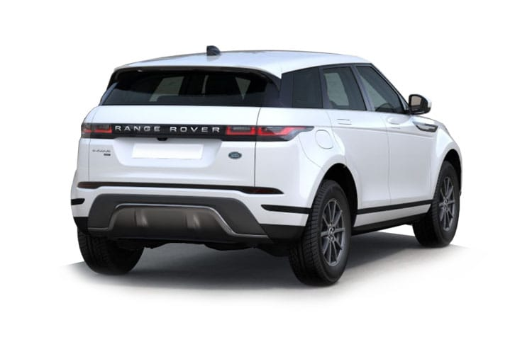 Land Rover Range Rover Evoque SUV 5Dr 2.0 D MHEV 163PS  5Dr Auto [Start Stop] back view