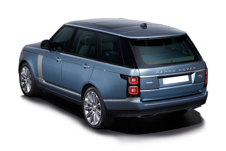 Land Rover Range Rover SUV 3.0 D MHEV 350PS Vogue SE 5Dr Auto [Start Stop] back view