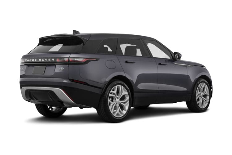 Land Rover Range Rover Velar SUV 5Dr 2.0 D MHEV 204PS R-Dynamic S 5Dr Auto [Start Stop] back view