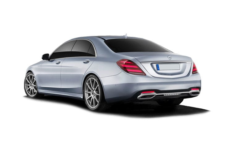 Mercedes-Benz S Class S450L Saloon 3.0  389PS Grand Edition 4Dr G-Tronic+ [Start Stop] [Rear Luxury Lounge] back view