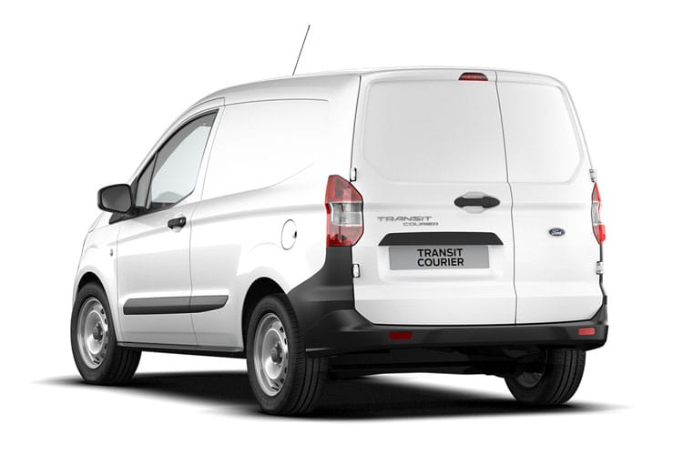 Ford Transit Courier N1 1.0 EcoBoost FWD 100PS Trend Van Manual [Start Stop] back view