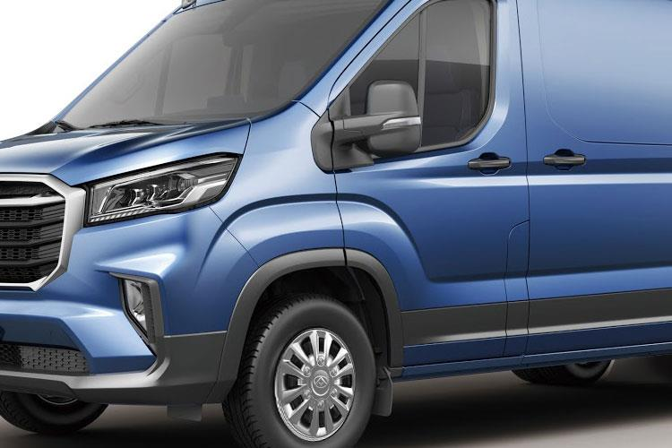 MAXUS DELIVER 9 eDELIVER 9 L3 FWD Elec 51.5kWh 150KW FWD 204PS  Van High Roof Auto detail view