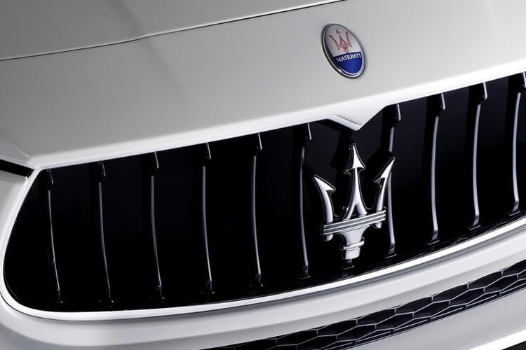 Maserati Ghibli Saloon 3.0 V6 350PS GranSport 4Dr ZF [Start Stop] [Nerissimo] detail view