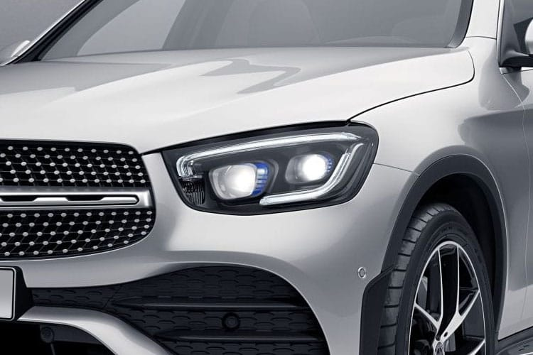 Mercedes-Benz GLC AMG GLC63 SUV 4MATIC+ 4.0 V8 BiTurbo 510PS S 5Dr SpdS MCT [Start Stop] detail view