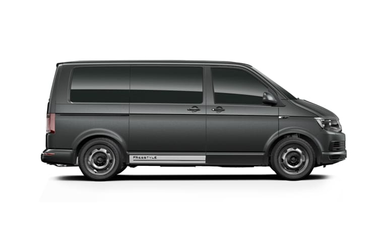 Volkswagen Transporter Shuttle LWB M1 2.0 TDI FWD 110PS SE Minibus Manual [Start Stop] detail view