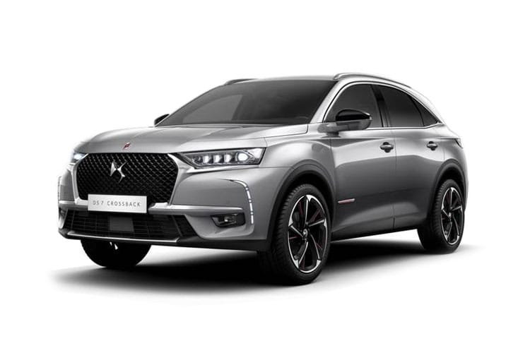 DS Automobiles DS 7 Crossback SUV 5Dr 4x4 1.6 E-TENSE PHEV 13.2kWh 300PS Ultra Prestige 5Dr EAT8 [Start Stop] front view