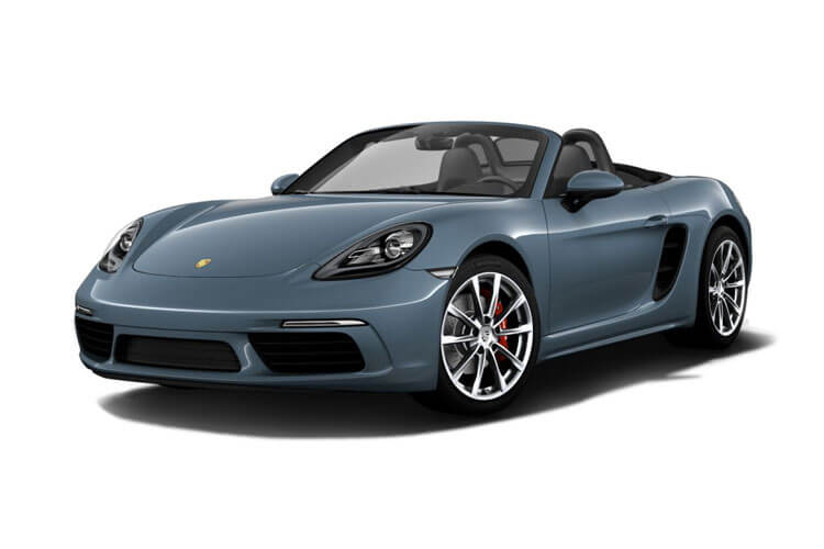 Porsche 718 Boxster Convertible 2.0 T 300PS  2Dr Manual [Start Stop] front view