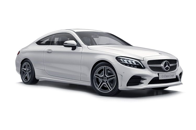 Mercedes-Benz C Class AMG C43 Coupe 4MATIC 3.0 V6 390PS Premium 2Dr G-Tronic+ [Start Stop] front view