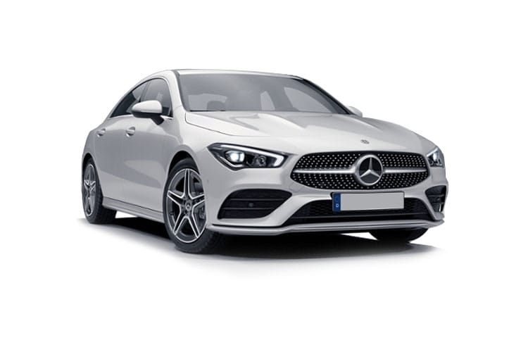 Mercedes-Benz CLA CLA180 Coupe 4Dr 1.3  136PS AMG Line Premium 4Dr 7G-DCT [Start Stop] front view