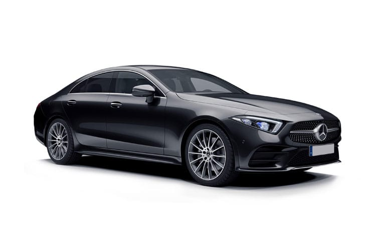 Mercedes-Benz CLS AMG CLS53 Coupe 4MATIC+ 4Dr 3.0 MHEV 457PS Night Edition Premium Plus 4Dr SpdS TCT [Start Stop] front view
