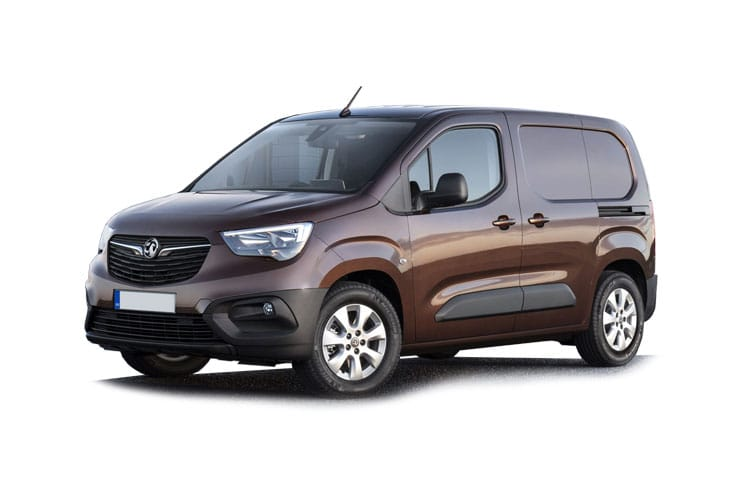 Vauxhall Combo Cargo L2 2300 1.5 Turbo D FWD 100PS Sportive Van Manual [Start Stop] front view