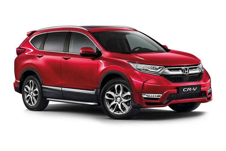 Honda CR-V SUV 2WD 2.0 h i-MMD 184PS S 5Dr eCVT [Start Stop] front view