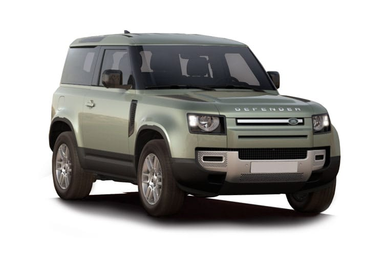 Land Rover Defender 110 SUV 5Dr 2.0 P 300PS S 5Dr Auto [Start Stop] [Family Pack] front view