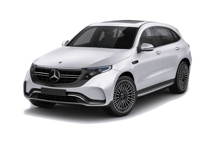 Mercedes-Benz EQC EQC 400 SUV 4MATIC E 80kWh 300KW 408PS Sport 5Dr Auto front view