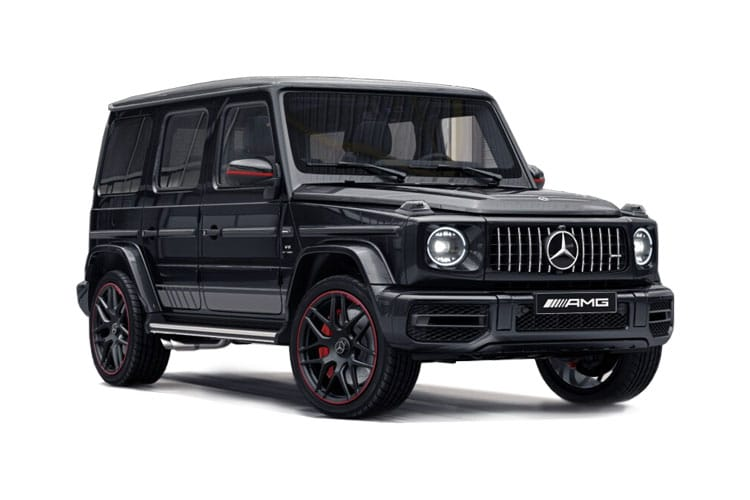 Mercedes-Benz G Class G400 SUV 3.0 d 330PS Edition 5Dr G-Tronic [Start Stop] front view