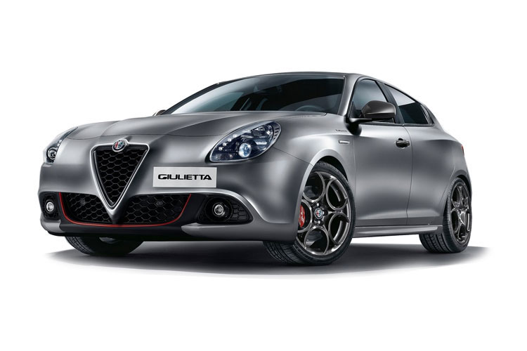 Alfa Romeo Giulietta Hatch 5Dr 1.6 JTDM-2 120PS Speciale 5Dr Manual [Start Stop] front view
