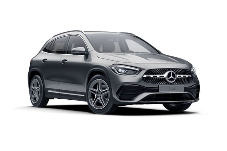 Mercedes-Benz GLA GLA180 SUV 1.3  136PS Sport 5Dr 7G-DCT [Start Stop] front view