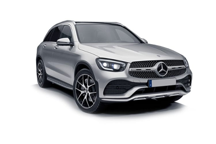 Mercedes-Benz GLC AMG GLC63 SUV 4MATIC+ 4.0 V8 BiTurbo 510PS S 5Dr SpdS MCT [Start Stop] front view