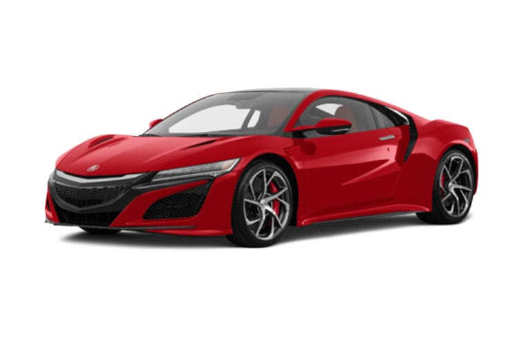 Honda NSX Coupe AWD 3.5 h V6 581PS  2Dr E-DCT [Start Stop] front view