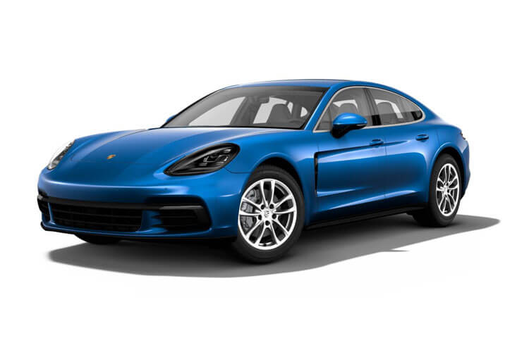 Porsche Panamera Saloon 4wd 3.0 V6 PiH 17.9kWh 462PS 4 E-Hybrid 4Dr PDK [Start Stop] front view