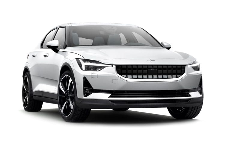 Polestar Polestar 2 Fastback 5Dr Dual Motor Elec 78kWh 300KW 408PS  5Dr Auto front view