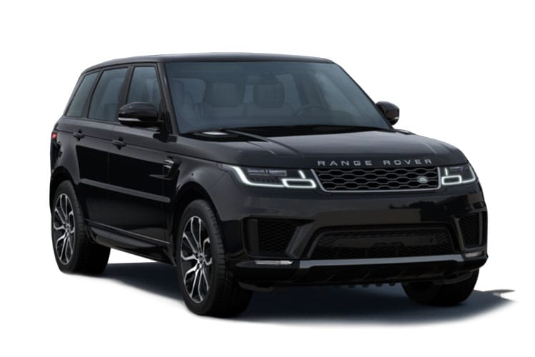 Land Rover Range Rover Sport SUV 3.0 D MHEV 300PS Autobiography Dynamic 5Dr Auto [Start Stop] [7Seat] front view