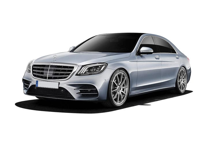 Mercedes-Benz S Class S450L Saloon 3.0  389PS Grand Edition 4Dr G-Tronic+ [Start Stop] [Rear Luxury Lounge] front view