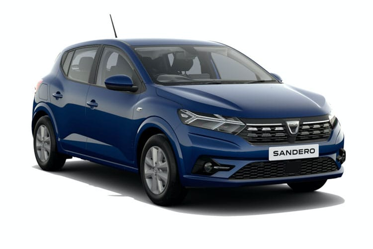 Dacia Sandero Stepway 1.0 TCe 90PS Comfort 5Dr CVT [Start Stop] front view