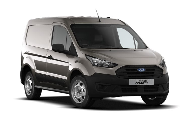 Ford Transit Connect 200 L1 1.5 EcoBlue FWD 120PS Limited Van Manual [Start Stop] front view