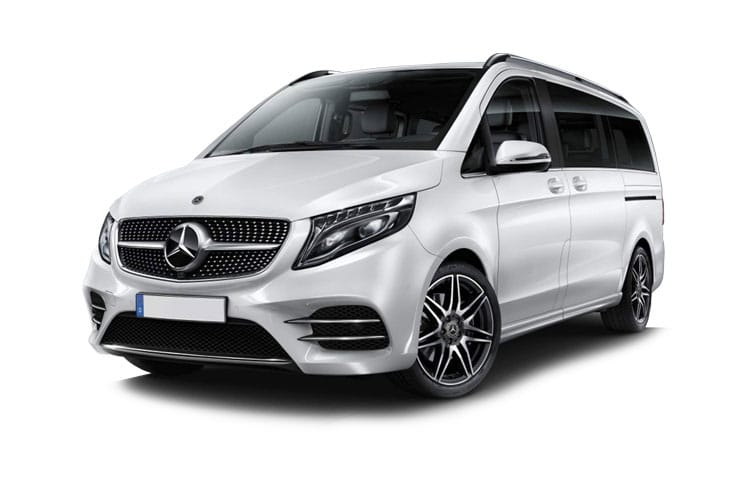 Mercedes-Benz V Class V300 MarcoP Horizon Long 5Dr 2.0 d 239PS AMG Line 5Dr G-Tronic+ [Start Stop] front view