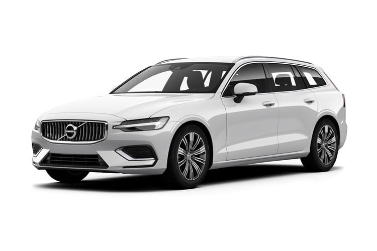 Volvo V60 Estate AWD PiH 2.0 h T8 11.6kWh 405PS Polestar Engineered 5Dr Auto [Start Stop] front view