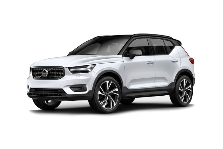 Volvo XC40 SUV AWD 2.0 B4 MHEV 197PS R DESIGN 5Dr Auto [Start Stop] front view