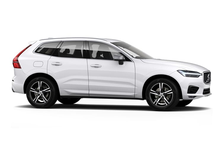 Volvo XC60 SUV AWD 2.0 B4 MHEV 197PS Inscription Pro 5Dr Auto [Start Stop] front view