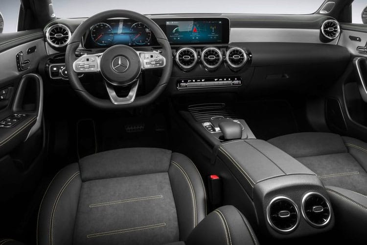 Mercedes-Benz A Class A180 Hatch 5Dr 2.0 d 116PS AMG Line Premium Plus 5Dr Manual [Start Stop] inside view