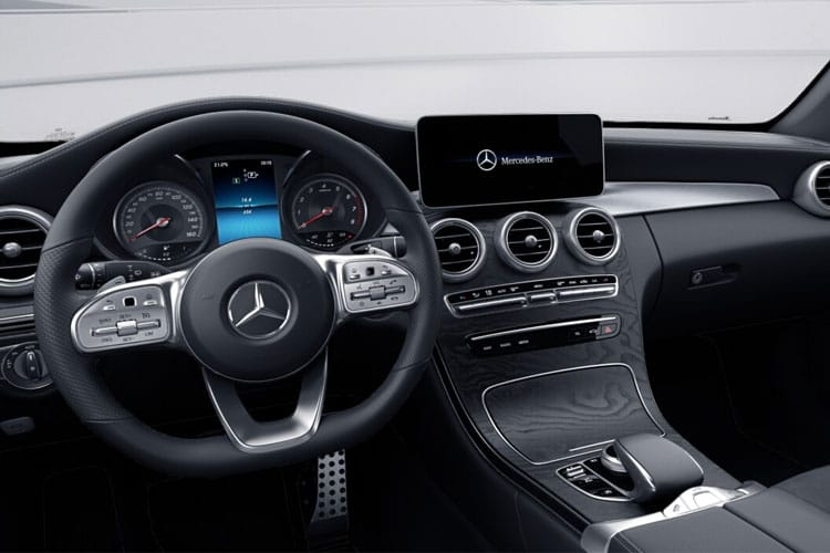 Mercedes-Benz C Class AMG C63 Cabriolet 4.0 V8 BiTurbo 510PS S Night Edition Premium Plus 2Dr SpdS MCT [Start Stop] inside view