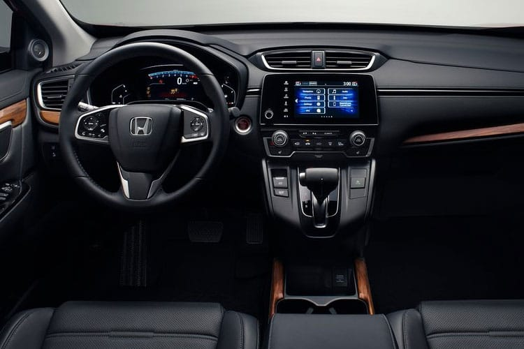 Honda CR-V SUV 2WD 2.0 h i-MMD 184PS S 5Dr eCVT [Start Stop] inside view